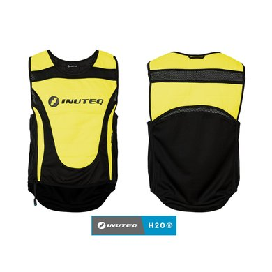 Inuteq Cooling vest DESNA H2O cooling Geel XXL