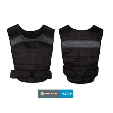 Inuteq Cooling vest NANUQ H2O cooling Zwart S-M