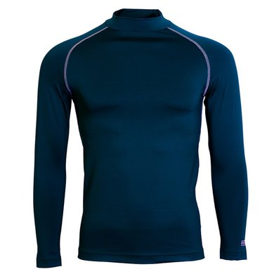 Rhino Rugby Thermoshirt Rhino LMouw Kind Navy XS 104-116