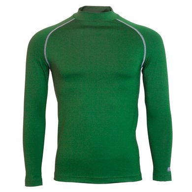 Rhino Rugby Thermoshirt Rhino LMouw Volw Groen S/M
