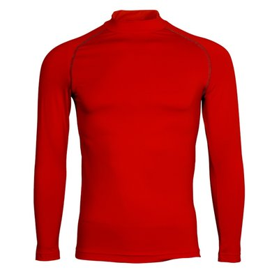 Rhino Rugby Thermoshirt Rhino LMouw Volw Rood XS