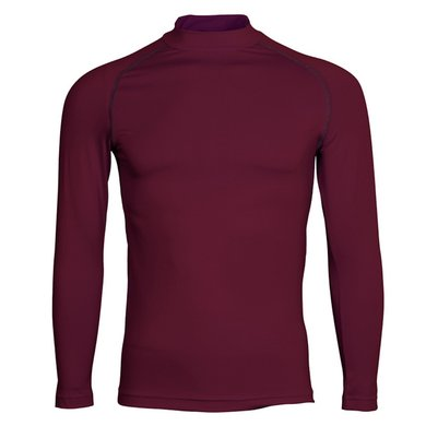 Rhino Rugby Thermoshirt Rhino LMouw Volw Bordeaux XS