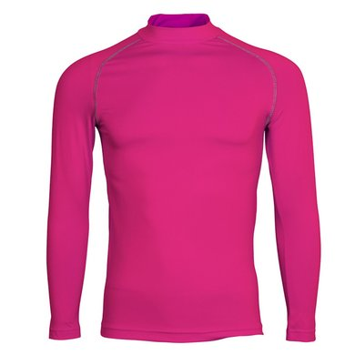 Rhino Rugby Thermoshirt Rhino LMouw Volw Hot Pink S/M