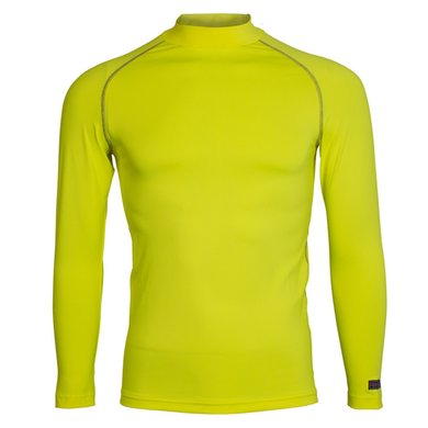 Rhino Rugby Thermoshirt Rhino LMouw Volw Fluor Geel S/M