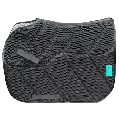 Fast Fabrics No Sweat Basic Pad Black Full