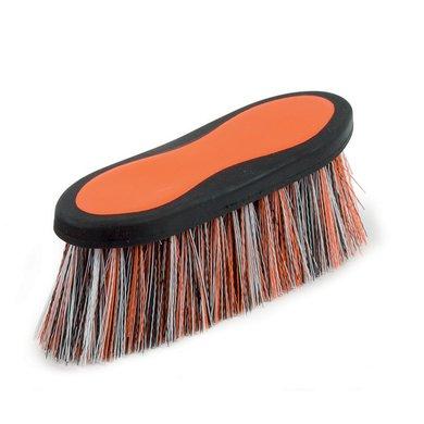 Shires Borstel Ezi-Groom Dandy groot lange haren Oranje L