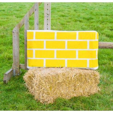 Jumpstack Hoes voor Hooi-/strobaal Jump Yellow Brick/Diamond