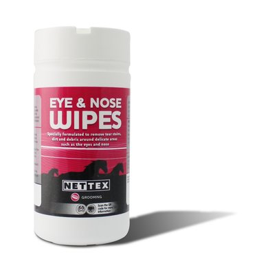 Nettex Eye & Nose Wipes 50
