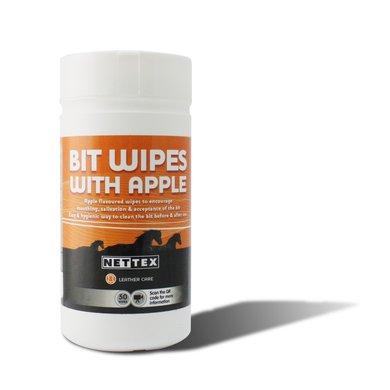 Nettex Bit Clean Wipes Apple 50