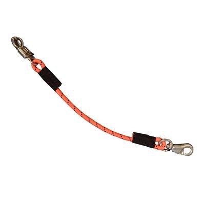 Rider Pro Vastzetlijn elastisch Oranje 60cm
