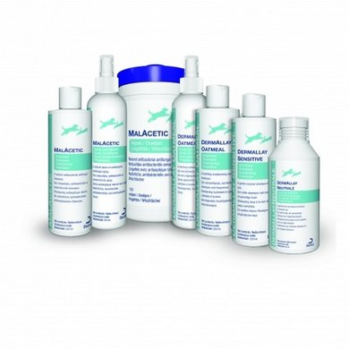 Dechra DermAllay Oatmeal Shampoo Hond/Kat 230ml