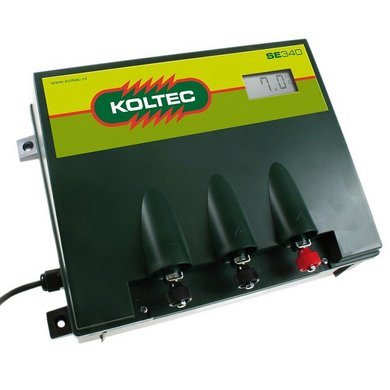 Koltec SE340 Schrikdraadapparaat 3,4 Joule