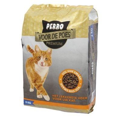 Perro Premium voor de Poes 3kg