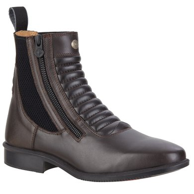Suedwind Jodhpur Legacy Milano Side Zip Brown