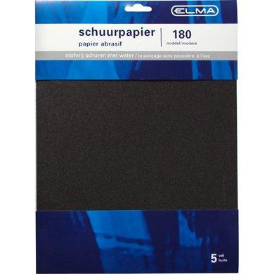 Elma Schuurpapier Middel 5 Vel Waterproof