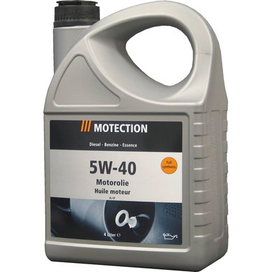 Motection Motorolie 5W40 4L