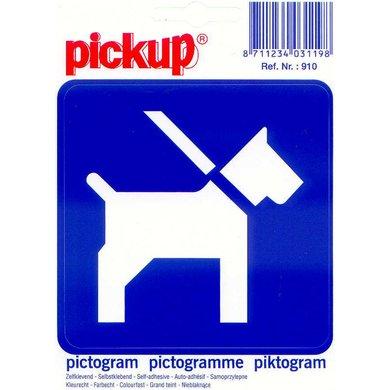 Pickup Pictogram honden Aan Lijn