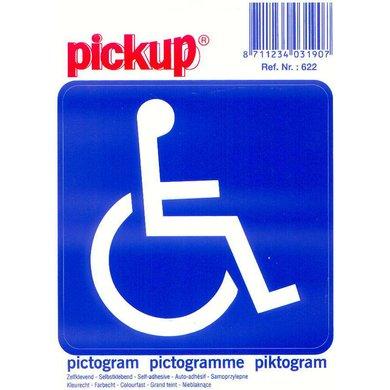 Pickup Pictogram rolstoel