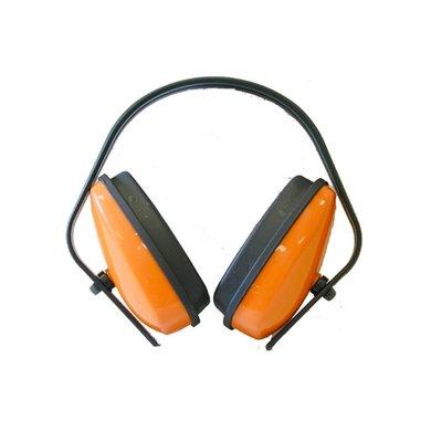 Skandia Gehoorbeschermer Zwart/Oranje