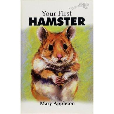 Tijssen Boek Your First Hamster