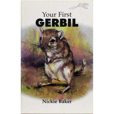 Tijssen Boek Your First Gerbil