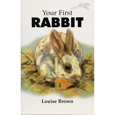 Tijssen Boek Your First Rabbit