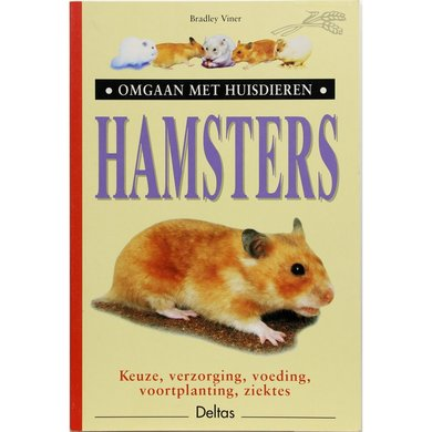 Tijssen Boek Hamsters Omgaan Huisdie