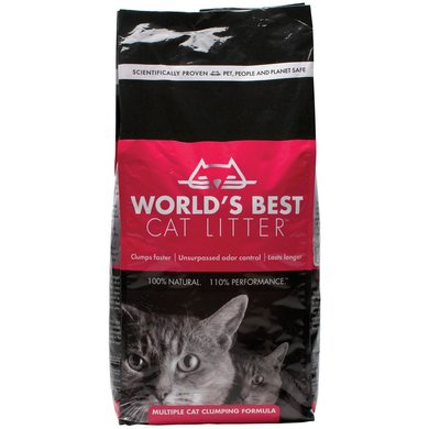 Orijen Worlds Best Cat Litter Extra Strength Rood 3,18kg