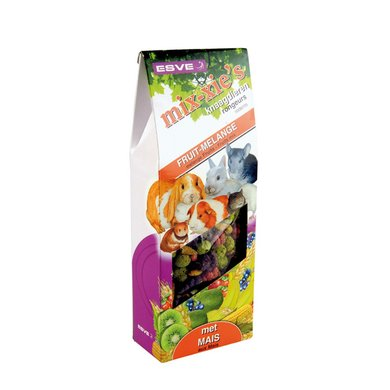 Esve Knaagdier Mixxies Fruit 100gr