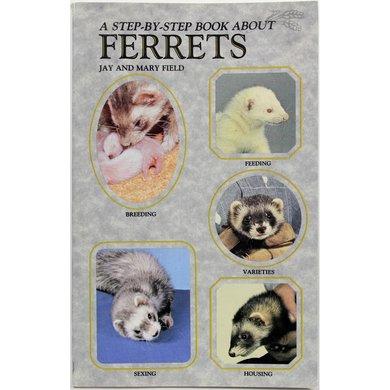 Barn-I Boek Ferrets Step By Step