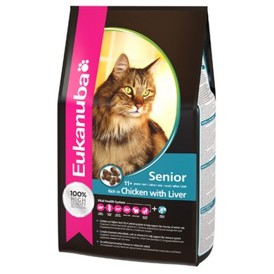 Eukanuba Cat Senior 2kg