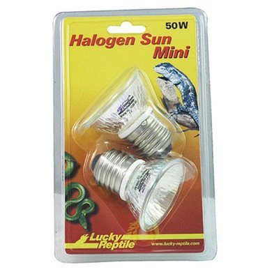 Lucky Reptile Halogen Sun Mini Double Pack 50W