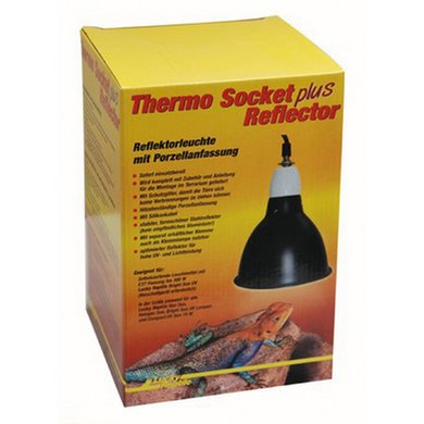 Lucky Reptile Thermo Socket & Reflector Small