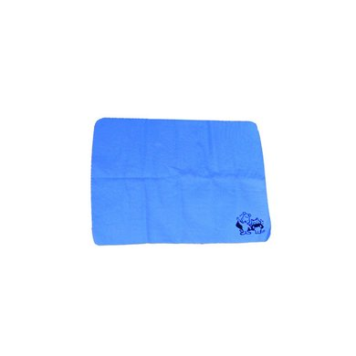 Pet-Towel Klein Blauw 45x33cm