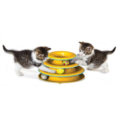 Pet stages Tower Of Racks