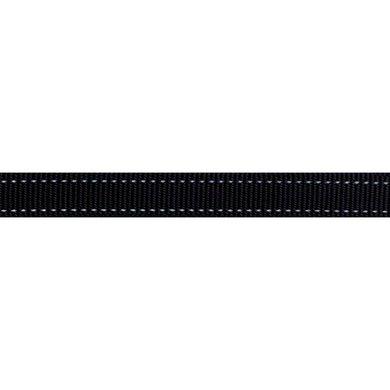 Rogz Fanbelt Halsband Zwart 20mm - 3/4
