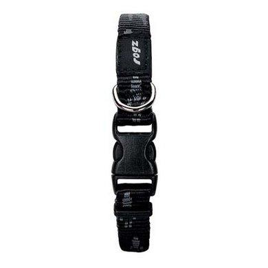 Rogz Kilimanjaro Halsband Black 11mm - 3/8