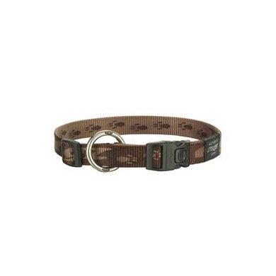 Rogz Everest Halsband Chocolate 25mm - 1