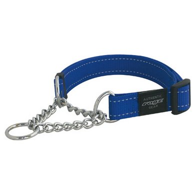 Rogz Lumberjack Obedience Blauw 25mm - 1