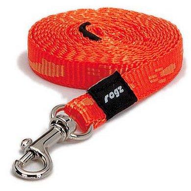 Rogz Everest Lijn Oranje 1,4m