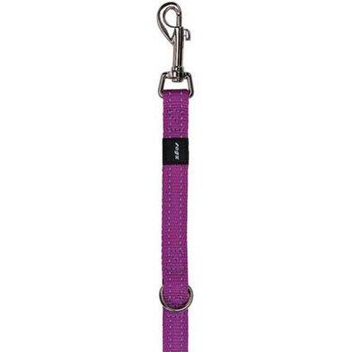 Rogz Snake Lijn multi purple Paars 1,6m