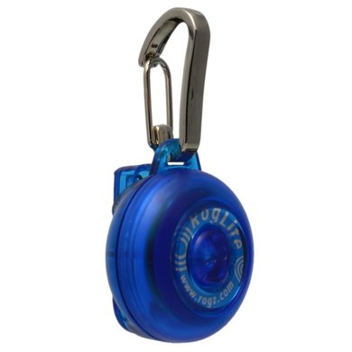 Rogz RogLite Lampje Blauw 31mm /1