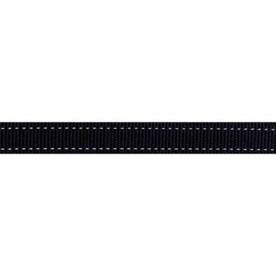 Rogz Snake Tuigje Zwart 16mm - 5/8