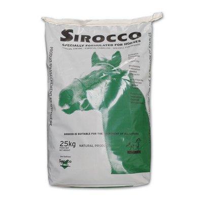 Sirocco Stal poeder 25kg