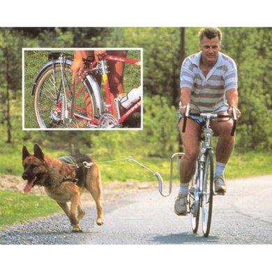 Springer Fietsbeugel Hond