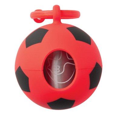 United Pets Bon Ton Ball Rood-Zwart 7,5x7x4,5cm