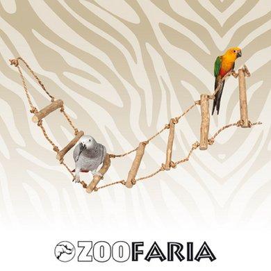 ZooFaria Java Touwladder 100cm