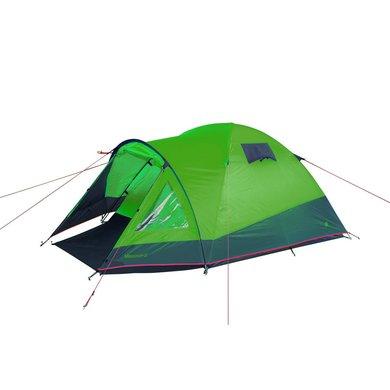 Camp Gear Zelt Missouri 3 Grün/Grau