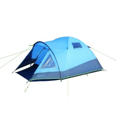 Camp Gear Zelt Missouri 3 Blau