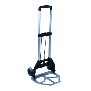 Camp Gear Trolley klappbar Aluminium Grau